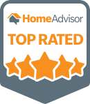 Top Rated Professional by HomeAdvisor