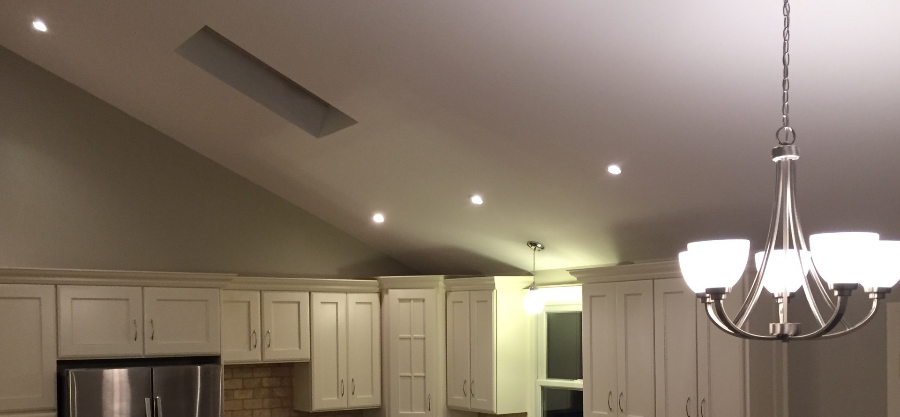 Kitchen lighting by Avila Electrical & Avila Electrical Services LLC Electrical Contractor in Conn. azcodes.com